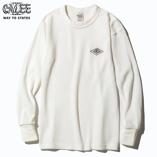 CALEE  Crew Neck L/S Thermal<img class='new_mark_img2' src='https://img.shop-pro.jp/img/new/icons50.gif' style='border:none;display:inline;margin:0px;padding:0px;width:auto;' />