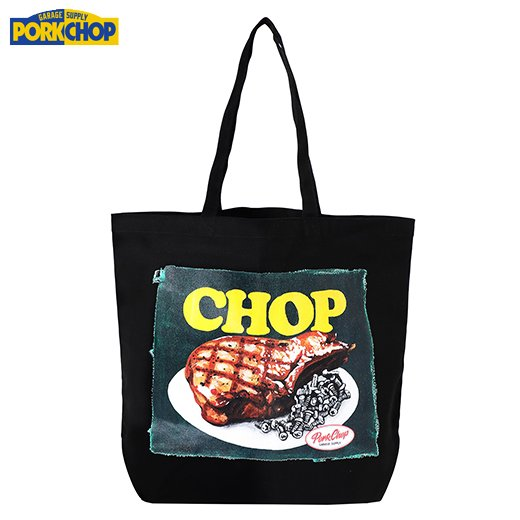 PORKCHOP Chop Tote<img class='new_mark_img2' src='https://img.shop-pro.jp/img/new/icons7.gif' style='border:none;display:inline;margin:0px;padding:0px;width:auto;' />