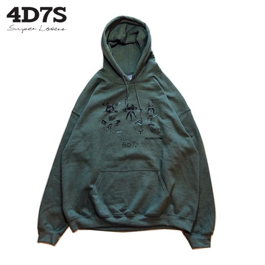 4D7S RANDYS Parka<img class='new_mark_img2' src='https://img.shop-pro.jp/img/new/icons50.gif' style='border:none;display:inline;margin:0px;padding:0px;width:auto;' />