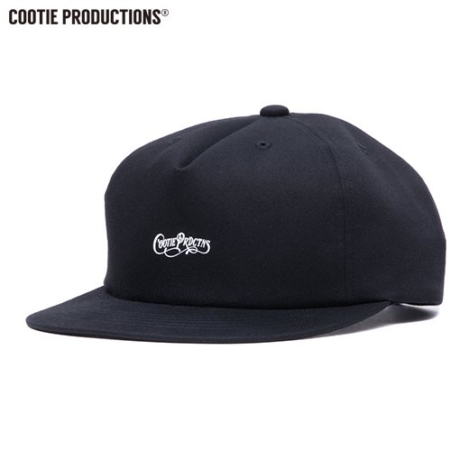 COOTIE Stretch Twill 5 Panel Cap