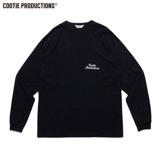 COOTIE Print L/S Tee