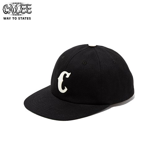 CALEE Twill Wappen Base Ball Cap<img class='new_mark_img2' src='https://img.shop-pro.jp/img/new/icons50.gif' style='border:none;display:inline;margin:0px;padding:0px;width:auto;' />