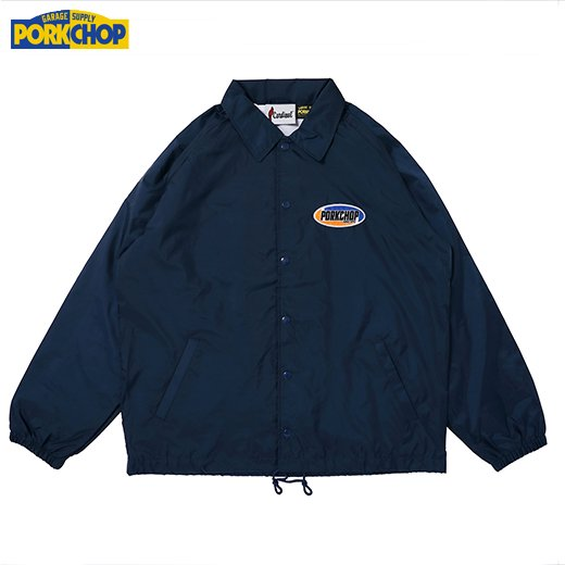 PORKCHOP 2nd Oval Coach JKT<img class='new_mark_img2' src='https://img.shop-pro.jp/img/new/icons7.gif' style='border:none;display:inline;margin:0px;padding:0px;width:auto;' />