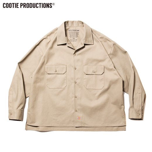 COOTIE T/C CPO Jacket<img class='new_mark_img2' src='https://img.shop-pro.jp/img/new/icons7.gif' style='border:none;display:inline;margin:0px;padding:0px;width:auto;' />