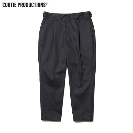 COOTIE T/C 1 Tuck Trousers<img class='new_mark_img2' src='https://img.shop-pro.jp/img/new/icons50.gif' style='border:none;display:inline;margin:0px;padding:0px;width:auto;' />