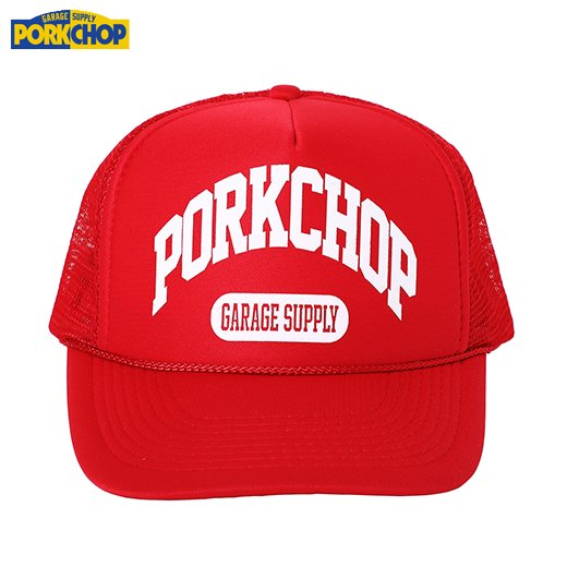 PORKCHOP College Cap<img class='new_mark_img2' src='https://img.shop-pro.jp/img/new/icons7.gif' style='border:none;display:inline;margin:0px;padding:0px;width:auto;' />