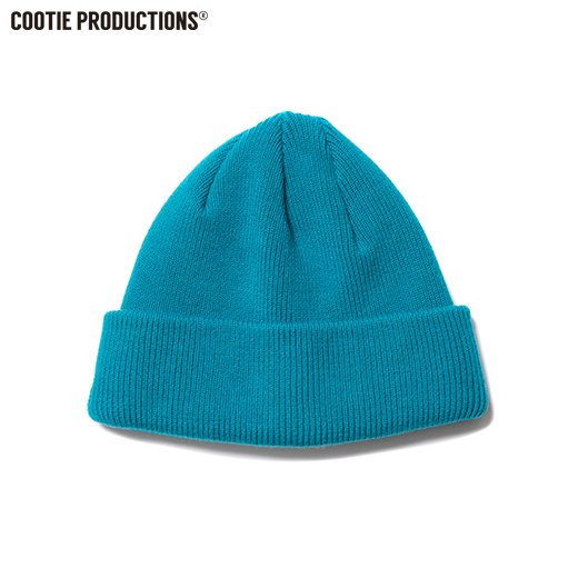 COOTIE Cuffed Beanie<img class='new_mark_img2' src='https://img.shop-pro.jp/img/new/icons7.gif' style='border:none;display:inline;margin:0px;padding:0px;width:auto;' />