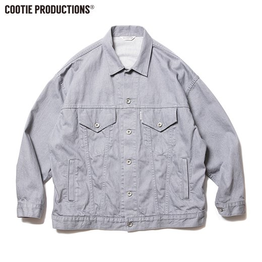 COOTIE Raza Denim Jacket<img class='new_mark_img2' src='https://img.shop-pro.jp/img/new/icons50.gif' style='border:none;display:inline;margin:0px;padding:0px;width:auto;' />