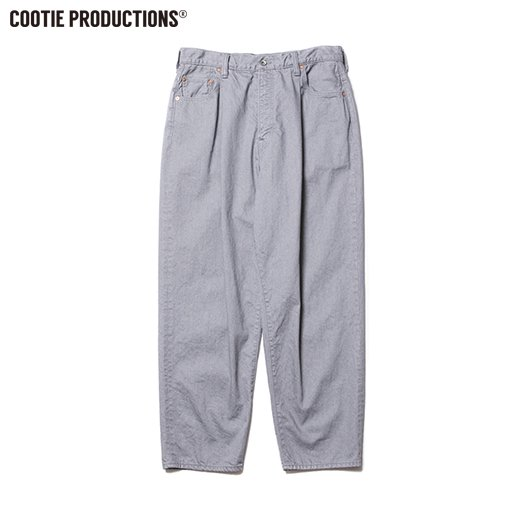 COOTIE Raza 1 Tuck Denim Pants<img class='new_mark_img2' src='https://img.shop-pro.jp/img/new/icons7.gif' style='border:none;display:inline;margin:0px;padding:0px;width:auto;' />