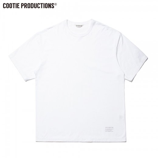 COOTIE Supima Cotton Relax Fit S/S Tee<img class='new_mark_img2' src='https://img.shop-pro.jp/img/new/icons7.gif' style='border:none;display:inline;margin:0px;padding:0px;width:auto;' />