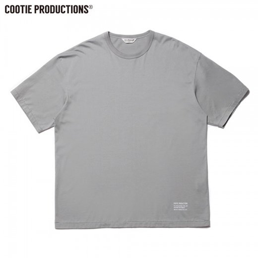 COOTIE Supima Cotton Relax Fit S/S Tee<img class='new_mark_img2' src='https://img.shop-pro.jp/img/new/icons50.gif' style='border:none;display:inline;margin:0px;padding:0px;width:auto;' />