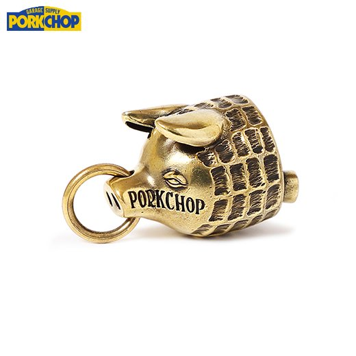 PORKCHOP P's Guardian Bell<img class='new_mark_img2' src='https://img.shop-pro.jp/img/new/icons50.gif' style='border:none;display:inline;margin:0px;padding:0px;width:auto;' />