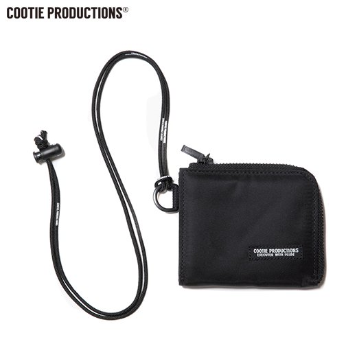 COOTIE Compact Nylon Wallet<img class='new_mark_img2' src='https://img.shop-pro.jp/img/new/icons50.gif' style='border:none;display:inline;margin:0px;padding:0px;width:auto;' />