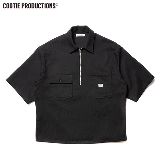 COOTIE Kersey Pullover S/S Work Jacket<img class='new_mark_img2' src='https://img.shop-pro.jp/img/new/icons7.gif' style='border:none;display:inline;margin:0px;padding:0px;width:auto;' />