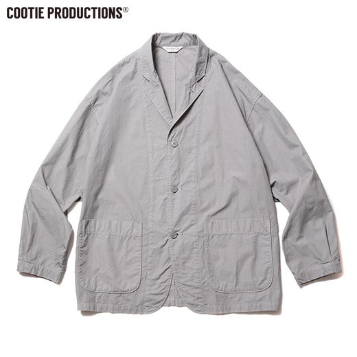 COOTIE Garment Dyed Lapel Jacket<img class='new_mark_img2' src='https://img.shop-pro.jp/img/new/icons50.gif' style='border:none;display:inline;margin:0px;padding:0px;width:auto;' />