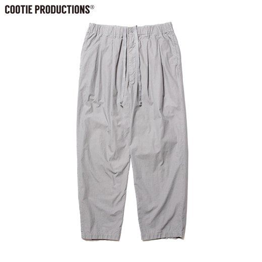 COOTIE Garment Dyed 2 Tuck Easy Pants<img class='new_mark_img2' src='https://img.shop-pro.jp/img/new/icons50.gif' style='border:none;display:inline;margin:0px;padding:0px;width:auto;' />