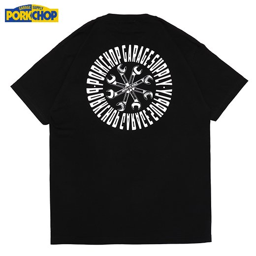 PORKCHOP Wrench Tee<img class='new_mark_img2' src='https://img.shop-pro.jp/img/new/icons7.gif' style='border:none;display:inline;margin:0px;padding:0px;width:auto;' />