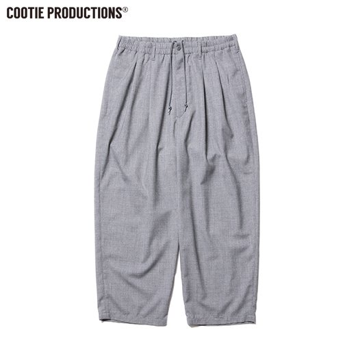 COOTIE T/W 2 Tuck Easy Pants<img class='new_mark_img2' src='https://img.shop-pro.jp/img/new/icons50.gif' style='border:none;display:inline;margin:0px;padding:0px;width:auto;' />