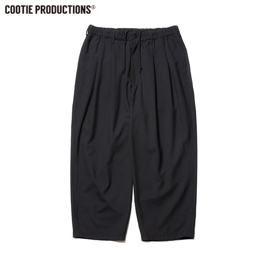COOTIE T/W 2 Tuck Easy Pants<img class='new_mark_img2' src='https://img.shop-pro.jp/img/new/icons7.gif' style='border:none;display:inline;margin:0px;padding:0px;width:auto;' />
