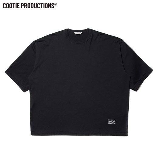 COOTIE Supima Cotton Wide Fit S/S Tee<img class='new_mark_img2' src='https://img.shop-pro.jp/img/new/icons7.gif' style='border:none;display:inline;margin:0px;padding:0px;width:auto;' />