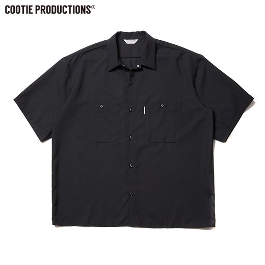 COOTIE T/W Work S/S Shirt<img class='new_mark_img2' src='https://img.shop-pro.jp/img/new/icons7.gif' style='border:none;display:inline;margin:0px;padding:0px;width:auto;' />