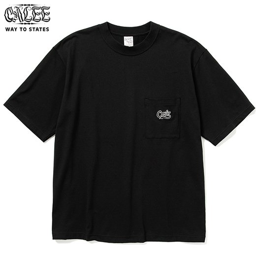 CALEE Drop Shoulder Pocket S/S T-shirt<img class='new_mark_img2' src='https://img.shop-pro.jp/img/new/icons50.gif' style='border:none;display:inline;margin:0px;padding:0px;width:auto;' />
