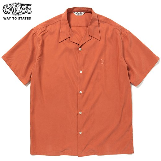 CALEE No Pocket Smooth S/S Shirt<img class='new_mark_img2' src='https://img.shop-pro.jp/img/new/icons50.gif' style='border:none;display:inline;margin:0px;padding:0px;width:auto;' />