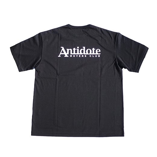 Antidote Buyers Club Print S/S Tee (ABC LOGO)<img class='new_mark_img2' src='https://img.shop-pro.jp/img/new/icons7.gif' style='border:none;display:inline;margin:0px;padding:0px;width:auto;' />