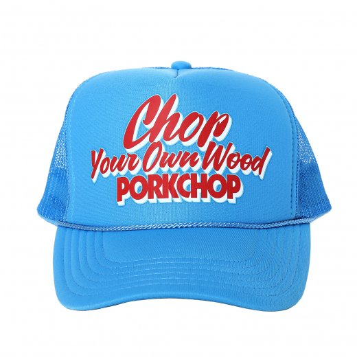 PORKCHOP Chop Your Own Wood Cap<img class='new_mark_img2' src='https://img.shop-pro.jp/img/new/icons50.gif' style='border:none;display:inline;margin:0px;padding:0px;width:auto;' />