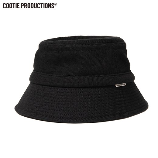 COOTIE Knit Bucket Hat <img class='new_mark_img2' src='https://img.shop-pro.jp/img/new/icons50.gif' style='border:none;display:inline;margin:0px;padding:0px;width:auto;' />
