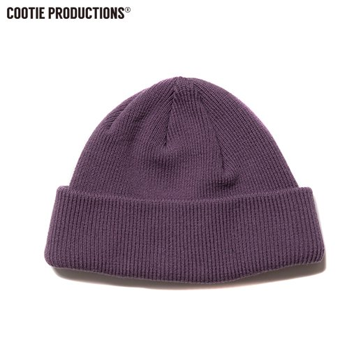COOTIE Cuffed Beanie <img class='new_mark_img2' src='https://img.shop-pro.jp/img/new/icons50.gif' style='border:none;display:inline;margin:0px;padding:0px;width:auto;' />