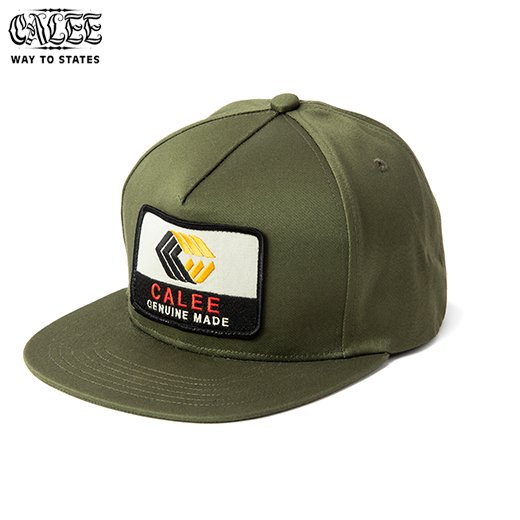 CALEE West Point Calee Logo Wappen Cap<img class='new_mark_img2' src='https://img.shop-pro.jp/img/new/icons50.gif' style='border:none;display:inline;margin:0px;padding:0px;width:auto;' />
