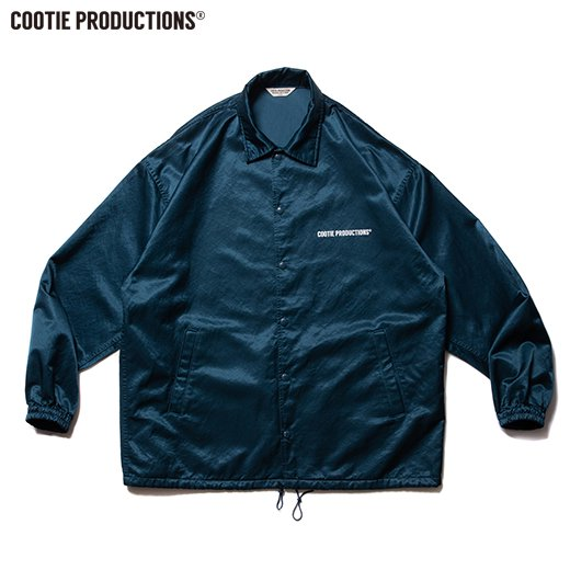 COOTIE R/C Satin Coach Jacket<img class='new_mark_img2' src='https://img.shop-pro.jp/img/new/icons50.gif' style='border:none;display:inline;margin:0px;padding:0px;width:auto;' />