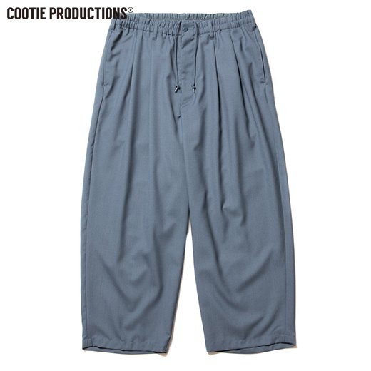 COOTIE T/W 2 Tuck Easy Ankle Pants<img class='new_mark_img2' src='https://img.shop-pro.jp/img/new/icons50.gif' style='border:none;display:inline;margin:0px;padding:0px;width:auto;' />