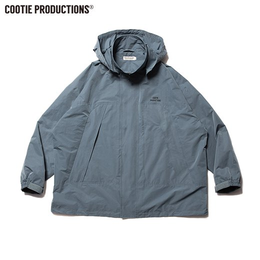 COOTIE Oversized Shell Jacket<img class='new_mark_img2' src='https://img.shop-pro.jp/img/new/icons50.gif' style='border:none;display:inline;margin:0px;padding:0px;width:auto;' />