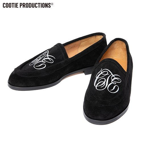 COOTIE Raza House Shoes (Horse Suede) <img class='new_mark_img2' src='https://img.shop-pro.jp/img/new/icons50.gif' style='border:none;display:inline;margin:0px;padding:0px;width:auto;' />