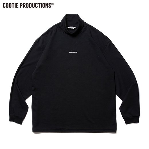 COOTIE Supima Cotton Sweat Turtle Neck L/S Tee<img class='new_mark_img2' src='https://img.shop-pro.jp/img/new/icons7.gif' style='border:none;display:inline;margin:0px;padding:0px;width:auto;' />