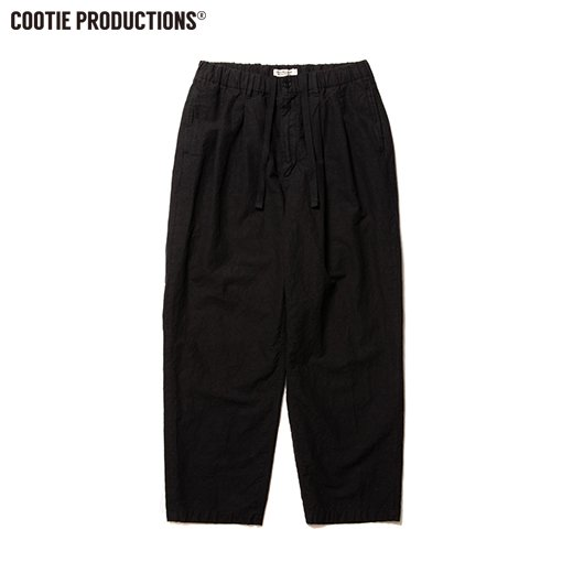 COOTIE Silknep Back Twill 2 Tuck Easy Pants<img class='new_mark_img2' src='https://img.shop-pro.jp/img/new/icons7.gif' style='border:none;display:inline;margin:0px;padding:0px;width:auto;' />