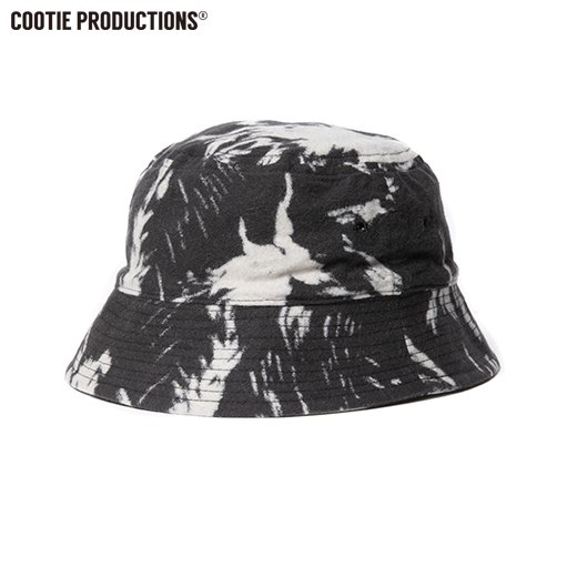 COOTIE Wolf Print Nel Bucket Hat<img class='new_mark_img2' src='https://img.shop-pro.jp/img/new/icons7.gif' style='border:none;display:inline;margin:0px;padding:0px;width:auto;' />