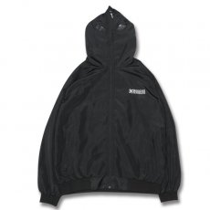 STEALTHLY NYLON JACKET [BLACK]