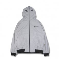 STEALTHLY REFLECTIVE JACKET [REFLECTIVE]