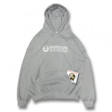 DOGG a.k.a. DJ PERRO NON-FICTION HOODIE + CD [HEATHER GREY]