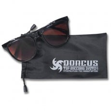 DORCUS FLIP UP SUNGLASS [BROWN]