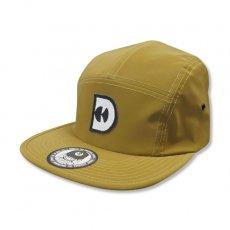 REFLECTIVE D-CAMP CAP [MUSTARD]