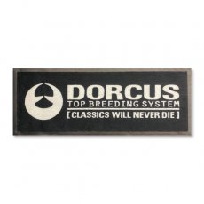 DORCUS FLOOR MAT [BLACK]