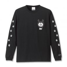 DORCUS X IBUCHANG X ZETT THE INFINITE STANDARD L/S T-SHIRTS 5.6oz [BLACK]