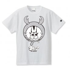 DORCUS X IBUCHANG X ZETT THE INFINITE T- SHIRTS [WHITE]