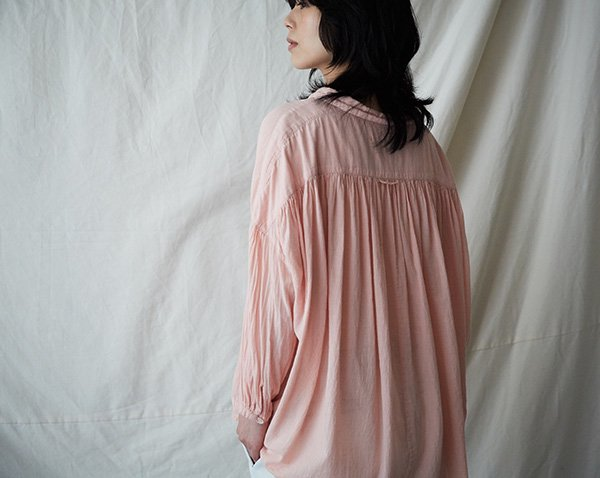 |SALE| gathered shirt
