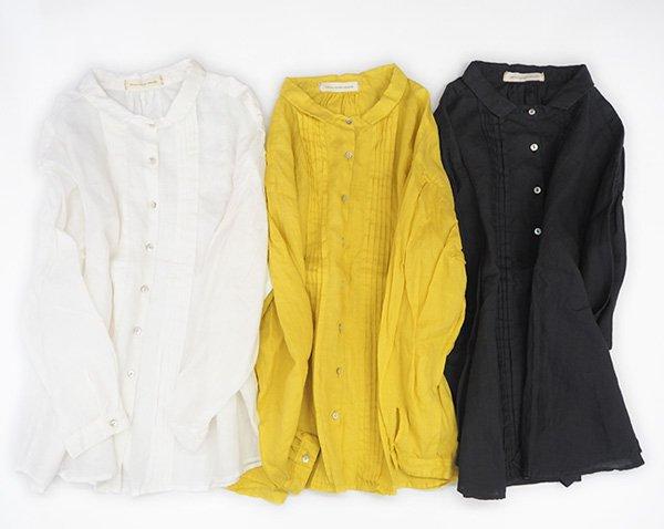 |SALE| pin-tuck shirt