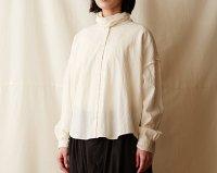  SALE  gathered blouse